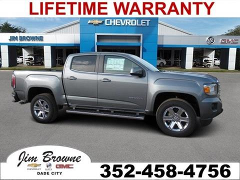 2018 GMC Canyon for sale in Dade City, FL