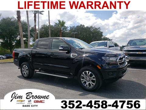2019 Ford Ranger for sale in Dade City, FL