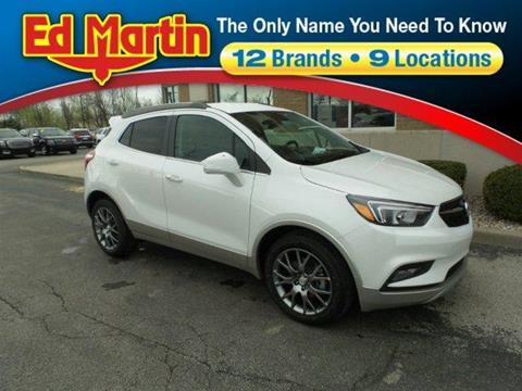 2019 Buick Encore for sale in Carmel, IN