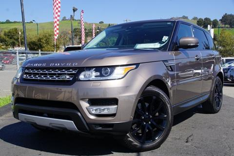 2015 Land Rover Range Rover Sport for sale in Hayward, CA
