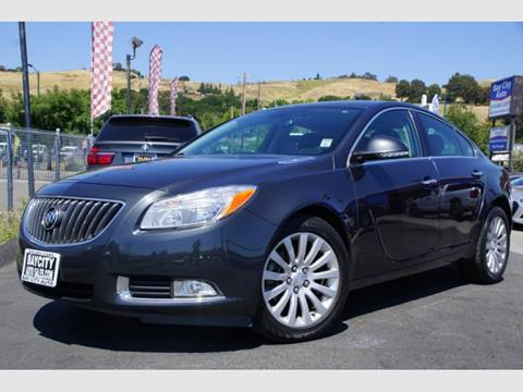 2013 Buick Regal for sale in Hayward, CA