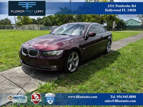 2010 BMW 3 Series for sale in Hollywood, FL