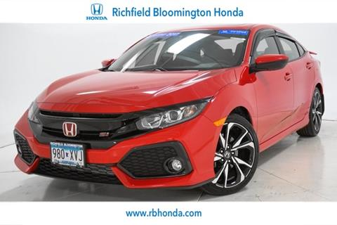 2017 Honda Civic for sale in Richfield, MN