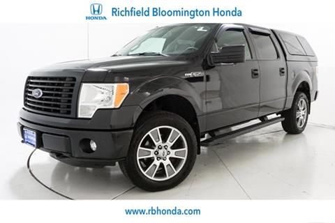 2014 Ford F-150 for sale in Richfield, MN