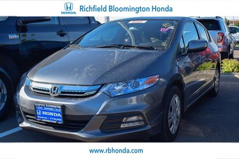 2013 Honda Insight for sale in Richfield, MN