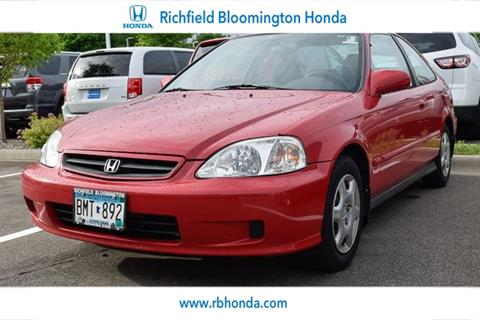 1999 Honda Civic for sale in Richfield, MN