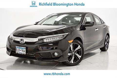 2018 Honda Civic for sale in Richfield, MN
