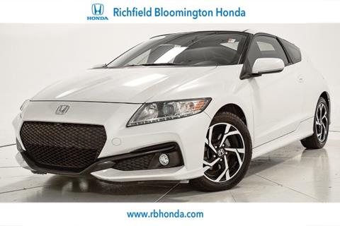 2016 Honda CR-Z for sale in Richfield, MN