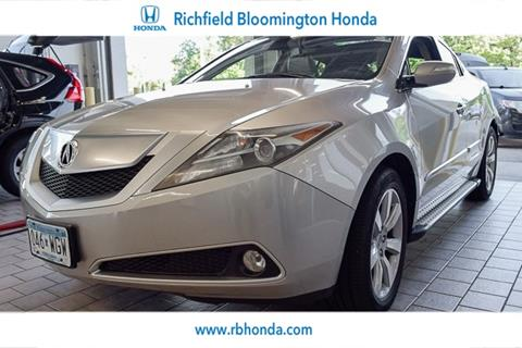 2010 Acura ZDX for sale in Richfield, MN