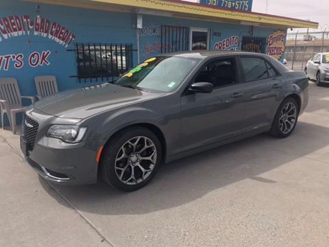 2018 Chrysler 300 for sale in El Paso, TX