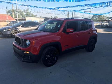 2017 Jeep Renegade for sale in El Paso, TX