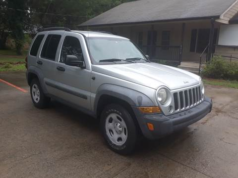 2007 Jeep Liberty for sale in Oakwood, GA