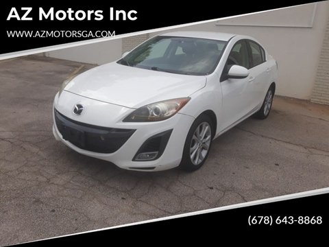 2010 Mazda MAZDA3 for sale in Oakwood, GA
