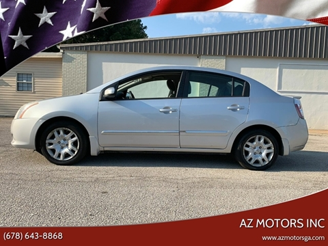 2012 Nissan Sentra for sale in Oakwood, GA
