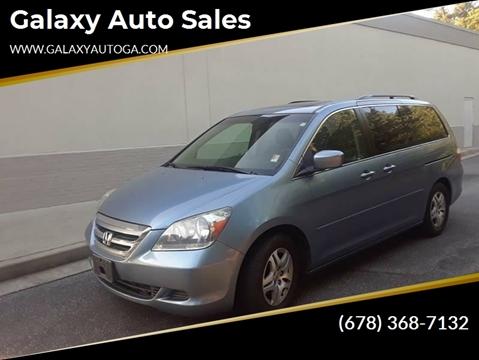 2005 Honda Odyssey for sale in Roswell, GA
