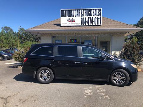 2011 Honda Odyssey for sale in Norwood, NC