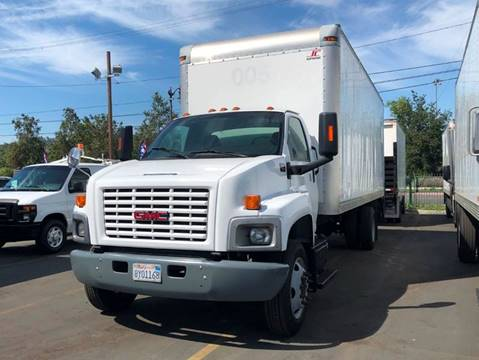 2007 GMC C7500 for sale in Los Angeles, CA