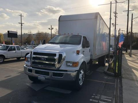 2012 Ford F-650 Super Duty for sale in Los Angeles, CA