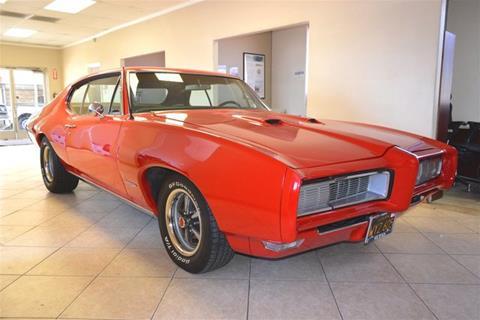 1968 Pontiac GTO for sale in San Bernardino, CA