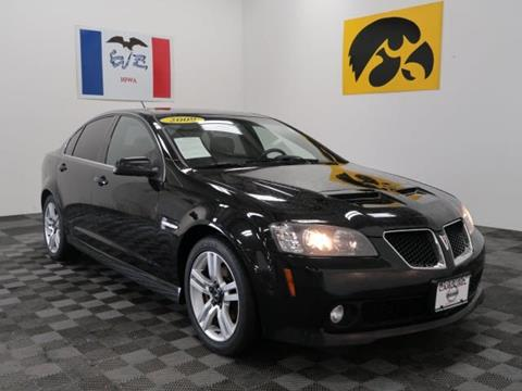 2009 Pontiac G8 for sale in Iowa City, IA