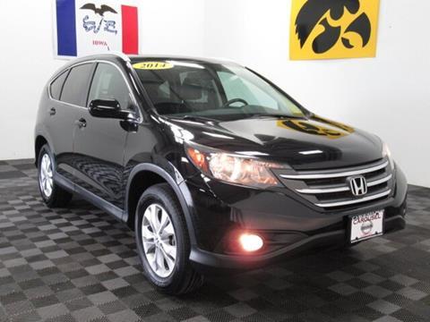 2014 Honda CR-V for sale in Iowa City, IA