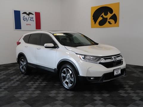2018 Honda CR-V for sale in Iowa City, IA