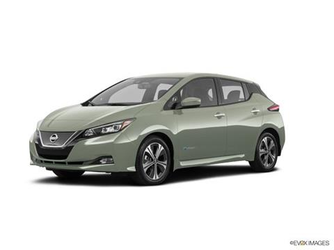 2019 Nissan LEAF for sale in Iowa City, IA