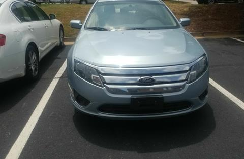 Ford Fusion Hybrid For Sale >> Ford Fusion Hybrid For Sale In Lawrenceville Ga Easy Buy