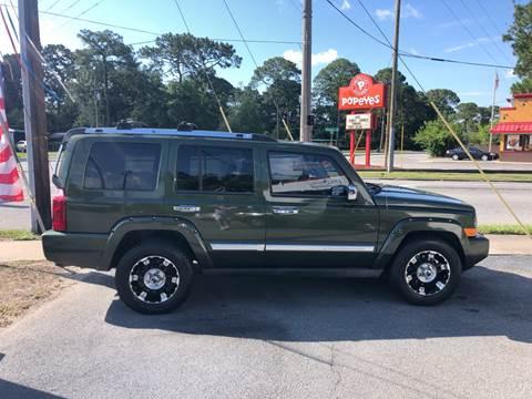 2007 Jeep Commander for sale in Brunswick, GA