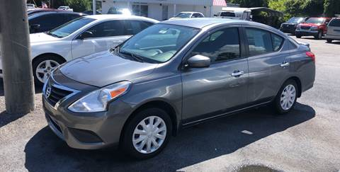 2017 Nissan Versa for sale in Brunswick, GA