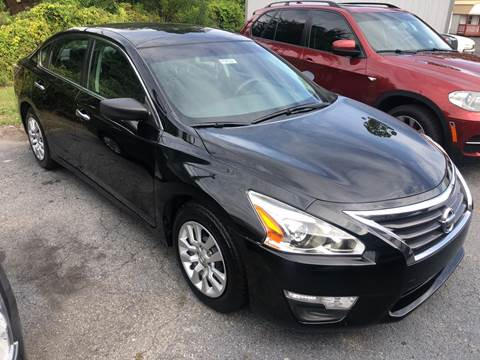 2015 Nissan Altima for sale in Brunswick, GA