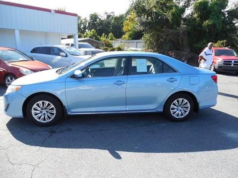 2013 Toyota Camry for sale in Brunswick, GA