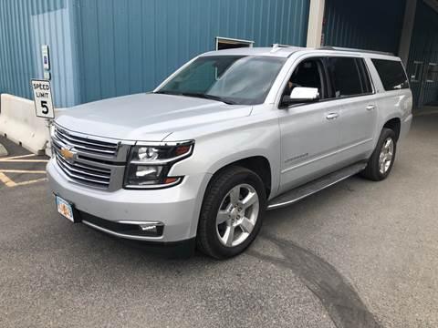 2016 Chevrolet Suburban for sale in Wasilla, AK