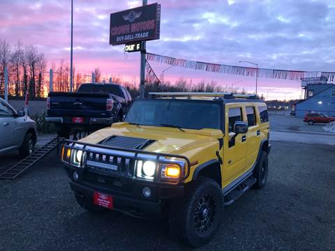 2003 HUMMER H2 for sale in Wasilla, AK