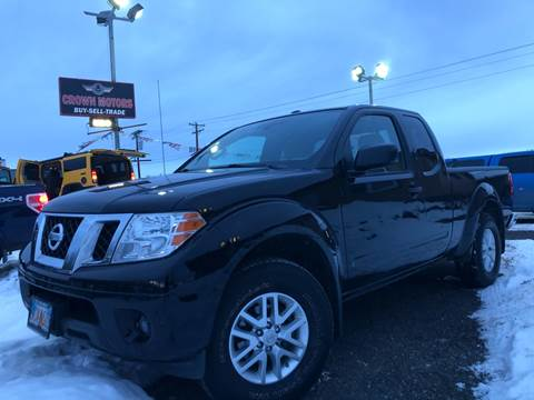 2015 Nissan Frontier for sale in Wasilla, AK