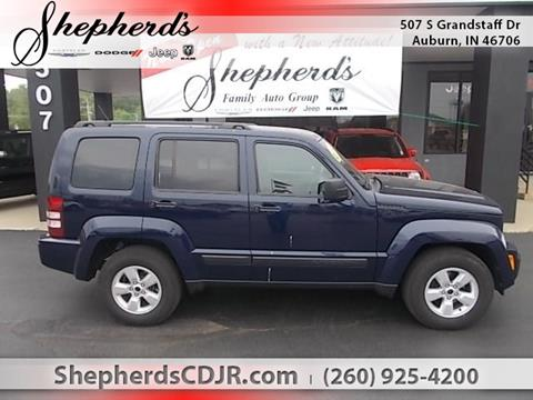 2012 Jeep Liberty for sale in Auburn, IN