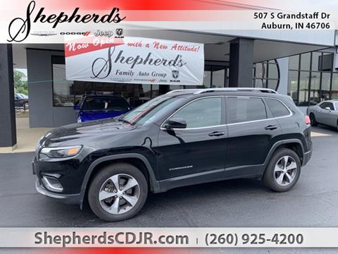 2019 Jeep Cherokee for sale in Auburn, IN