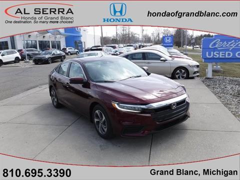 2019 Honda Insight for sale in Grand Blanc, MI