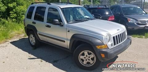 2007 Jeep Liberty for sale in Grand Blanc, MI