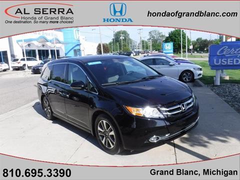 2016 Honda Odyssey for sale in Grand Blanc, MI