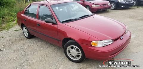 2001 Chevrolet Prizm for sale in Grand Blanc, MI