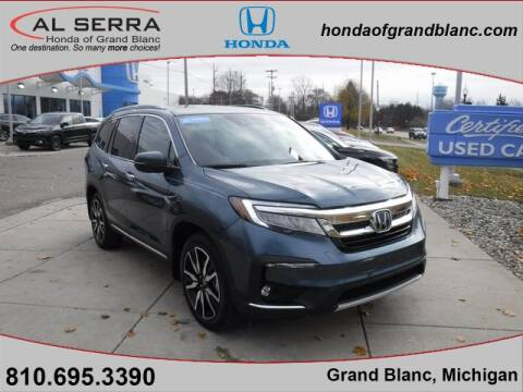 Al Serra Used >> 2019 Honda Pilot For Sale In Grand Blanc Mi