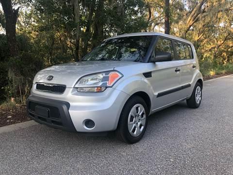Used Cars Charleston Sc >> 2011 Kia Soul For Sale In North Charleston Sc