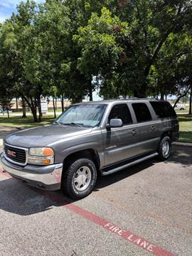 2002 GMC Yukon XL for sale in Houston, TX