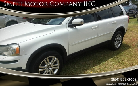 2008 Volvo XC90 for sale at Smith Motor Company INC in Mc Cormick SC