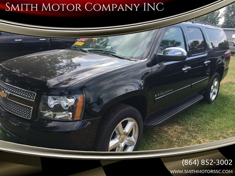 2008 Chevrolet Suburban for sale at Smith Motor Company INC in Mc Cormick SC