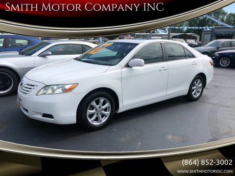2009 Toyota Camry for sale at Smith Motor Company INC in Mc Cormick SC