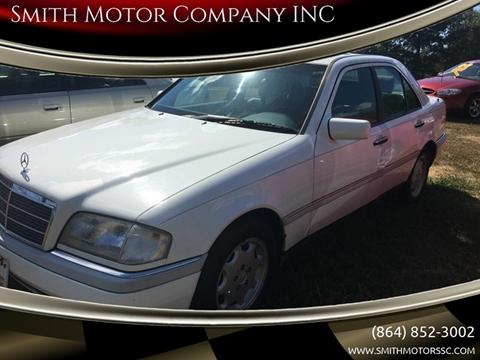 1996 Mercedes-Benz C-Class for sale in Mc Cormick, SC