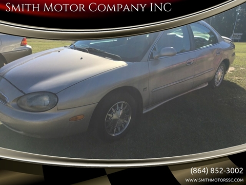 1998 Mercury Sable for sale at Smith Motor Company INC in Mc Cormick SC
