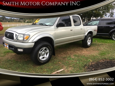 2004 Toyota Tacoma for sale at Smith Motor Company INC in Mc Cormick SC